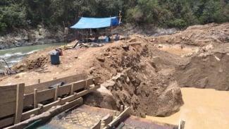 Tambang emas ilegal rugikan PDAM di Sulsel