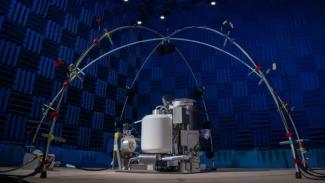 Toilet astronot seharga Rp300 miliar