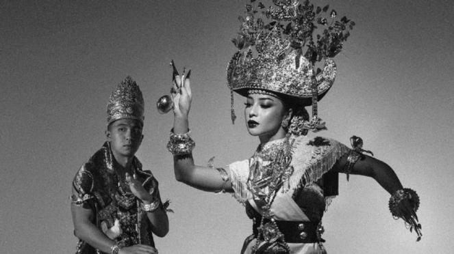 Nikita Willy dan Indra Priawan.