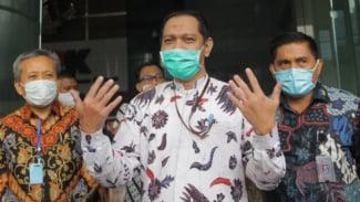 Sindir Mahfud soal Tim Pemburu Koruptor, KPK: Polri-Kejagung Saudara