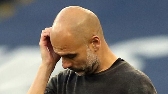 Manajer klub Premier League, Manchester City, Pep Guardiola