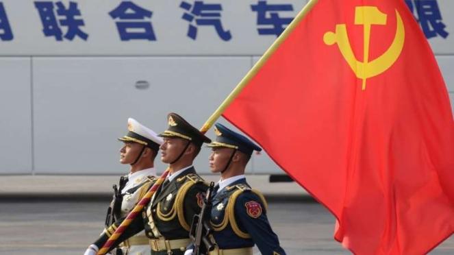VIVA Militer: Tentara Pembebasan Rakyat China (PLA)
