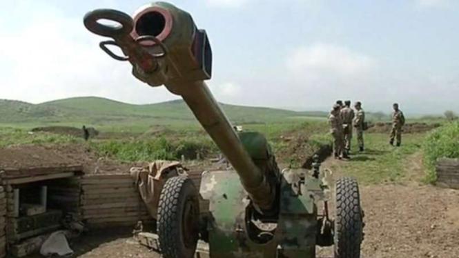 Pecah konflik antara Armenia-Azerbaijan