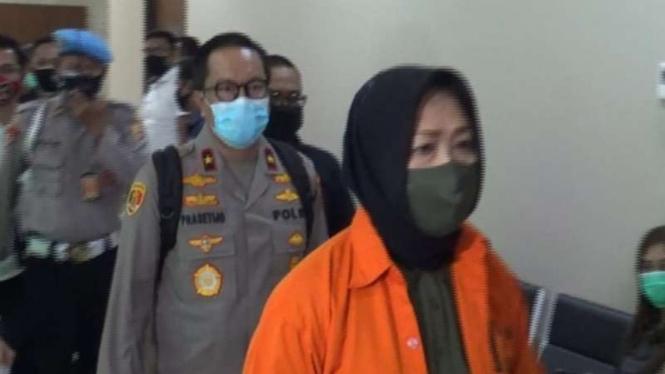 Brigjen Prasetijo dan Anita Kolopaking diserahkan ke Kejaksaan