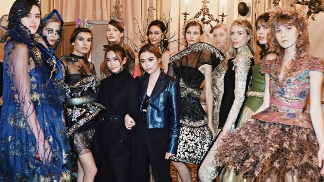 Maquinn Couture melenggang di Milan Fashion Week 2020/2021