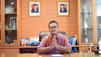 Kepala LAN, Dr. Adi Suryanto, M.Si.