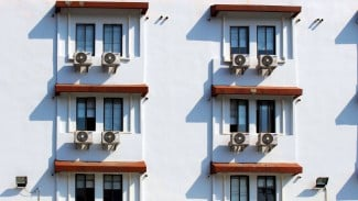 Ilustrasi AC rumah