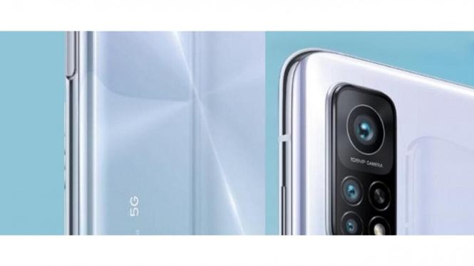 Xiaomi Mi 10T Pro.