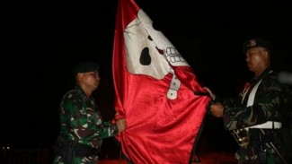 VIVA Militer: Yonif Para Raider 305/Tengkorak