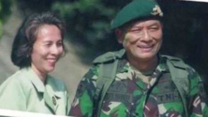 VIVA Militer: Jenderal TNI (purn) Moeldoko.