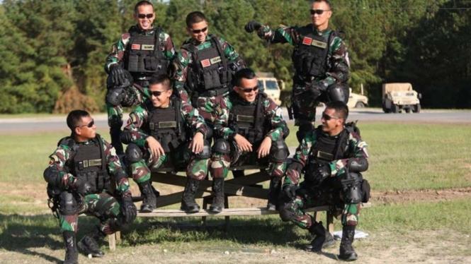 VIVA Militer: Pasukan Yonif Raider 303/SSM
