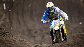 Pembalap MXGP, Arminas Jasikonis