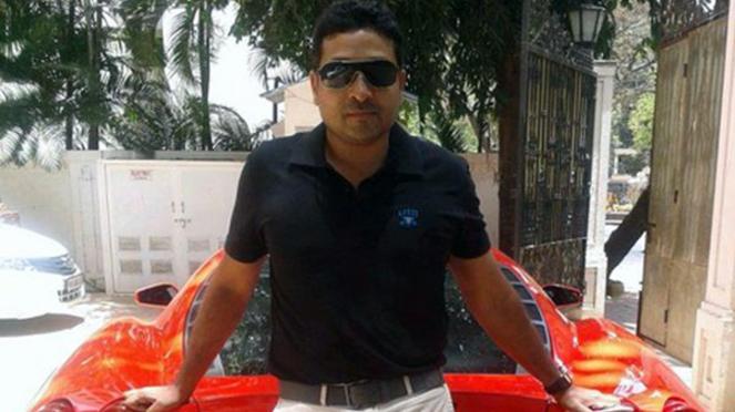 Miliarder asal India, Mohammed Nisham.