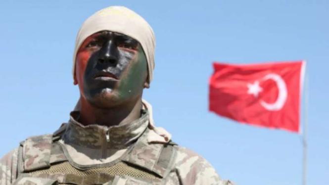 VIVA Militer: Tentara bayaran Turki