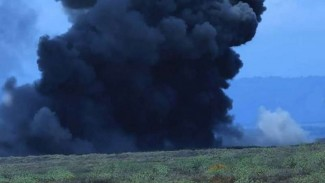 VIVA Militer: Jet tempur TNI bombardir AWR Lumajang.