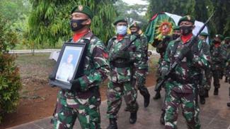 VIVA Militer: Pemakaman Serka Imam Bahcrudin