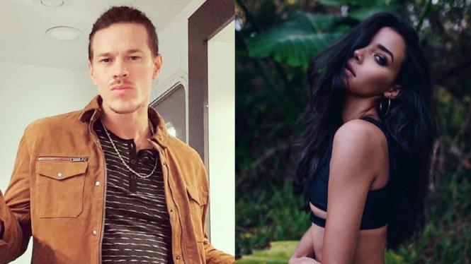 Ryan Dorsey dan Nickayla Rivera.