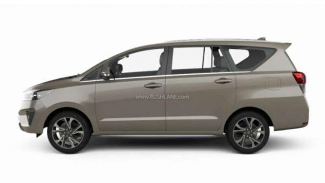 Toyota Innova versi India