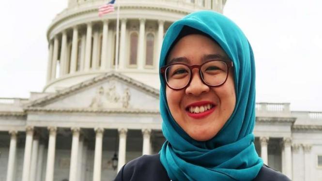 Annisa Hasanah, pendiri Ecofun di Indonesia (Bakrie Graduate Fellowship 2015, Fellow LEAD Indonesia 2018)