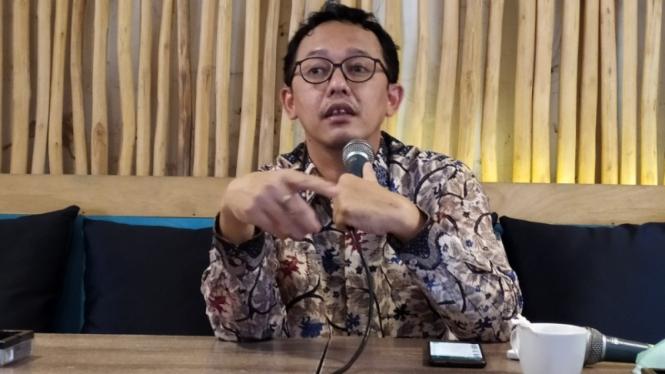Komisioner Komnas HAM, Beka Ulung Hapsara