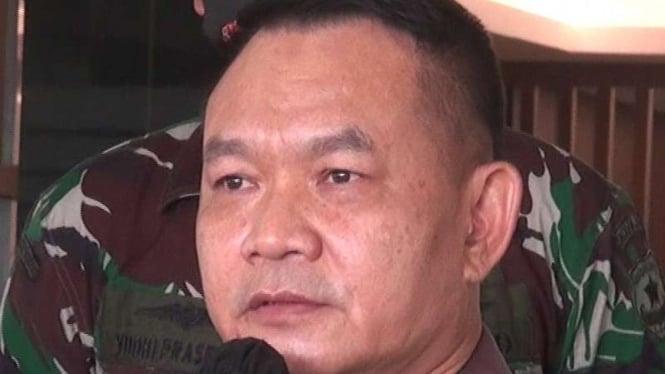 Pangdam Jaya, MayjenTNI Dudung Abdurrachman.