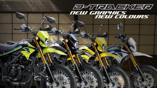 Kawasaki D-Tracker edisi 2021