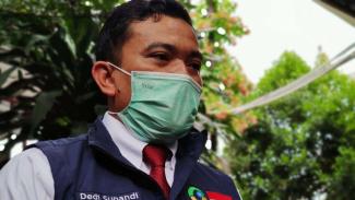 Pejabat sementara (Pjs) Wali Kota Depok, Dedi Supandi