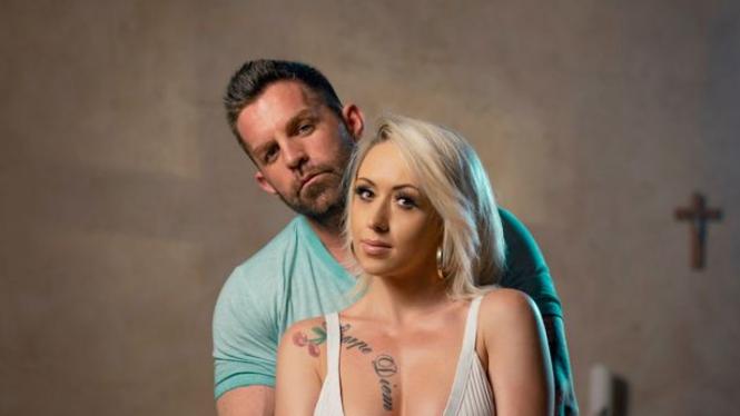 Pasangan Zsolt dan Christina.