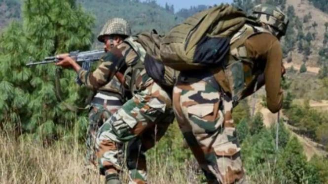 VIVA Militer: Baku tembak antara pasukan militer India dan Pakistan di Kashmir