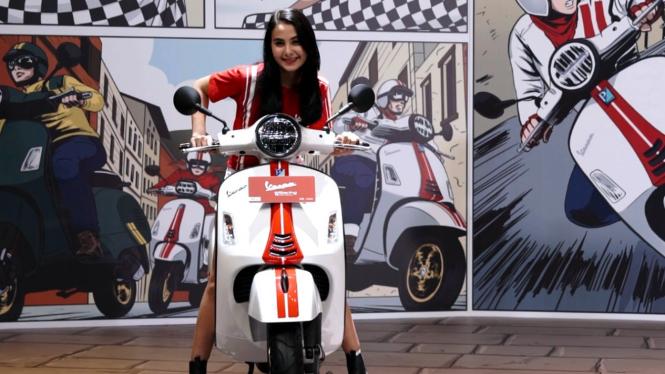 Vespa Racing Sixties meluncur di Indonesia