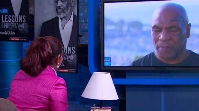 Bincang-bincang Mike Tyson dengan Susi Pudjiastuti