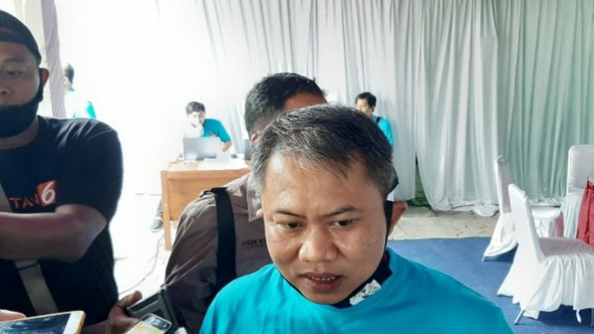 Ketua KPU Gunung Kidul Ahmadi Ruslan Hani (antara)