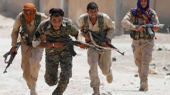 VIVA Militer: Milisi Unit Perlindungan Rakyat (YPG) Kurdi