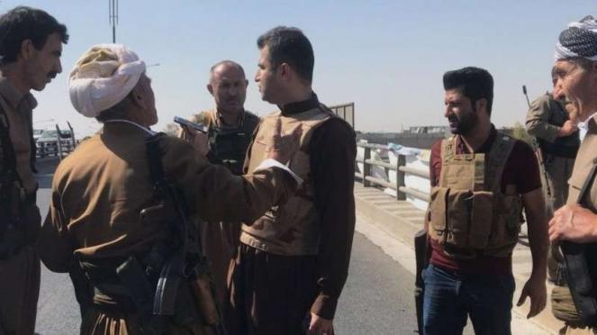 VIVA Militer: Kelompok milisi Unit Perlindungan Rakyat (YPG) Kurdi