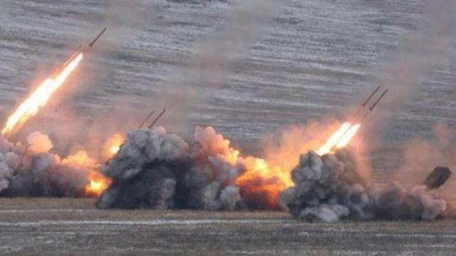 VIVA Militer: Serangan rudal Angkatan Bersenjata Azerbaijan