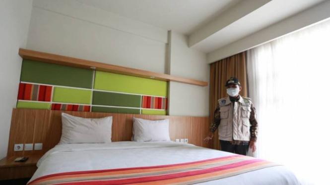 Hotel Kyriad Tangerang jadi tempat isolasi mandiri pasien covid-19