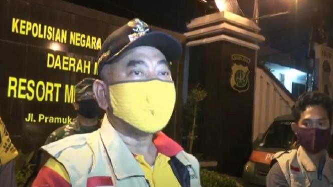 Rahmat Effendi - Walikota Bekasi