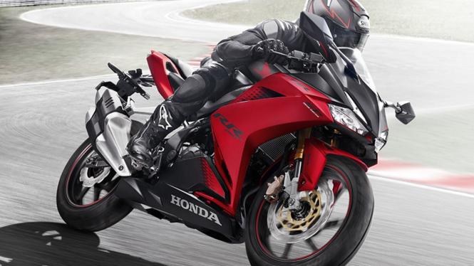 Honda CBR250RR SP edisi baru