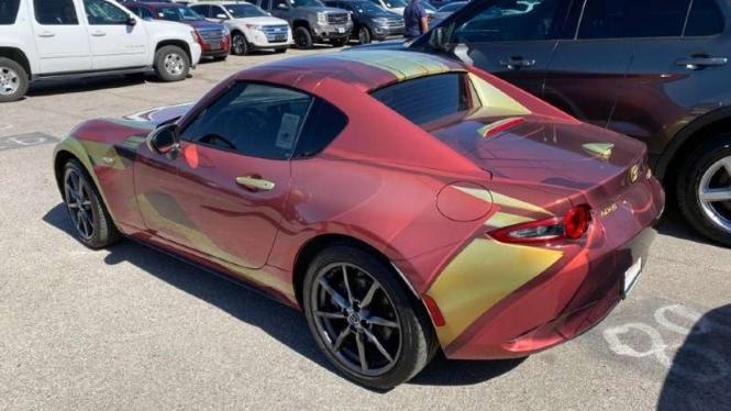 Mazda Iron Man