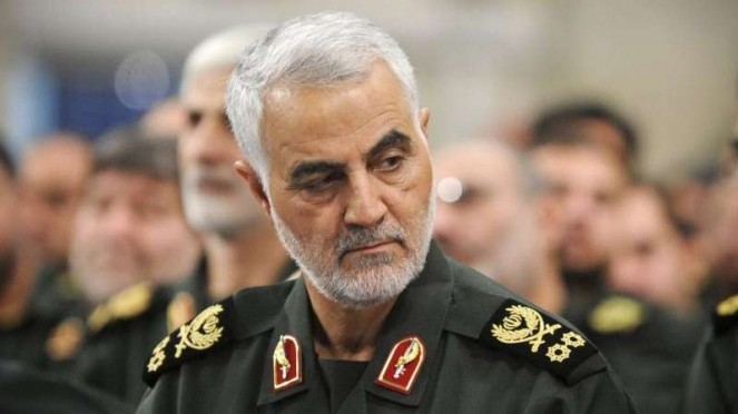 VIVA Militer: Mendiang Letnan Jenderal Qassem Soleimani