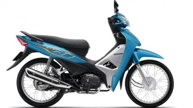 Honda Revo versi Vietnam, diberi nama Wave Alpha