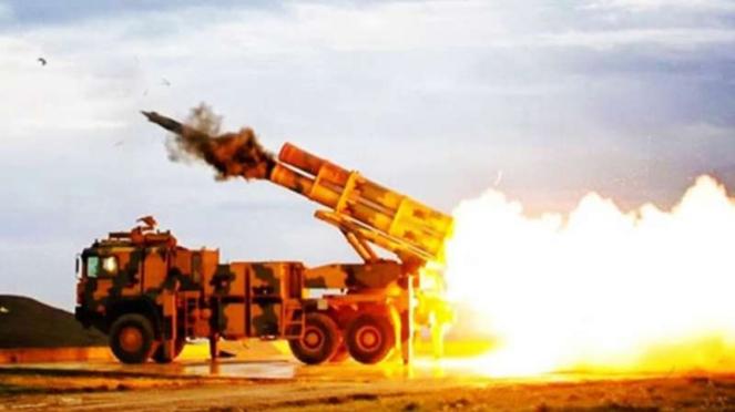 VIVA Militer: Rudal TRG300 Angkatan Bersenjata Azerbaijan