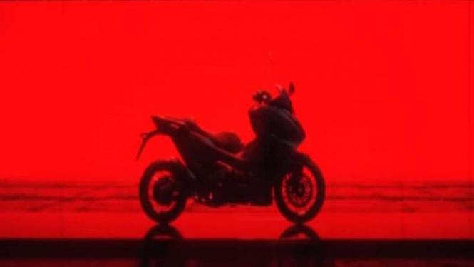 Skuter matik Honda Forza bakal dijejali mesin 750cc