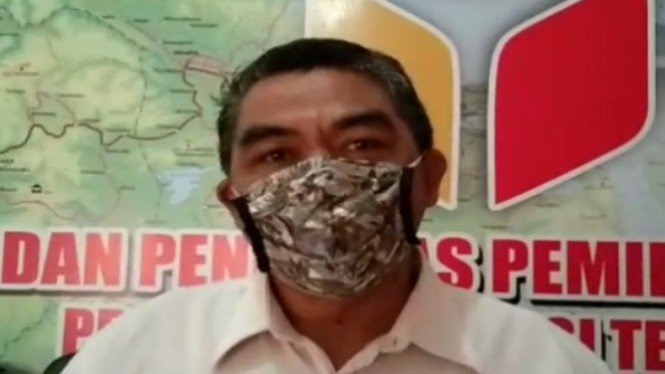 Ketua Bawaslu Sultra  Hamiruddin Udu