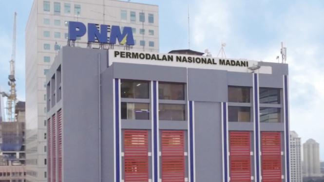Gedung PT Permodalan Nasional Madani