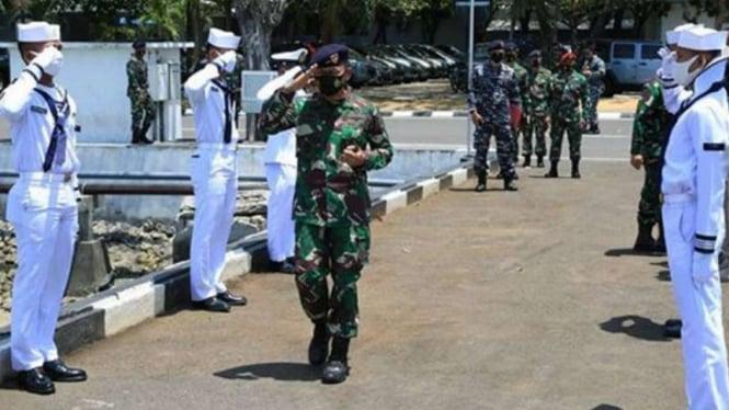 VIVA Militer: Laksamana Muda Heru Kusmanto.