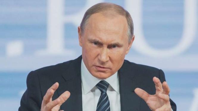 VIVA Militer: Presiden Rusia, Vladimir Putin