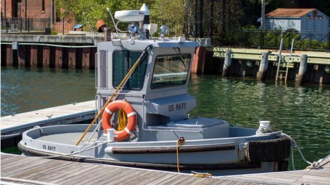 VIVA Militer: Kapal Mini Boomin Beaver, Milik Korps Marinir Amerika Serikat
