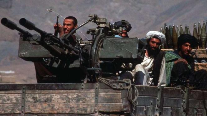 VIVA Militer: Pasukan Mujahidin Afghanistan