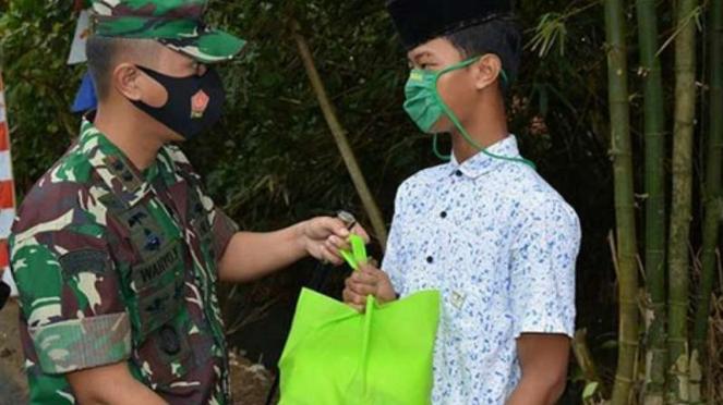 VIVA Militer: Dandim 0703, Letkol TNI Wahyo Yuniartoto